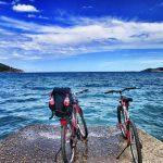 Poros: rajska wyspa rowerem