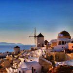 Santorini: pocztówkowe widoki wyspy