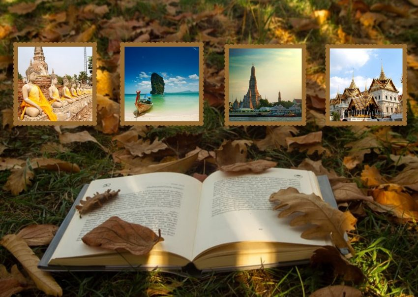 książki o Tajlandii
