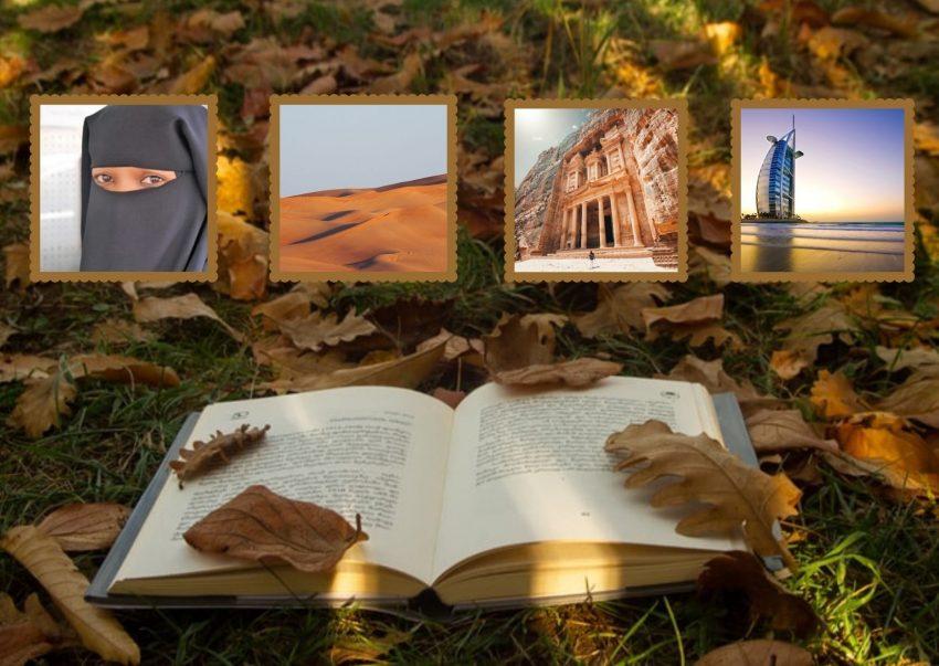 książki o półwyspie arabskim